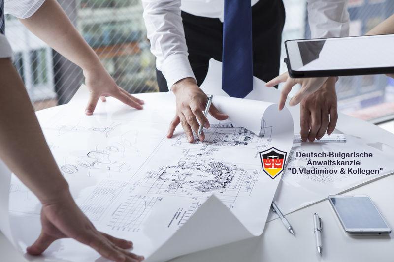 Unterlagen beim Entwurf im Bauwesen
