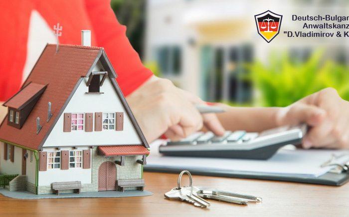 Risikos beim Kauf einer mit Hypothek belasteter Liegenschaft