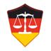 Rechtsstaat Deutschland Logo