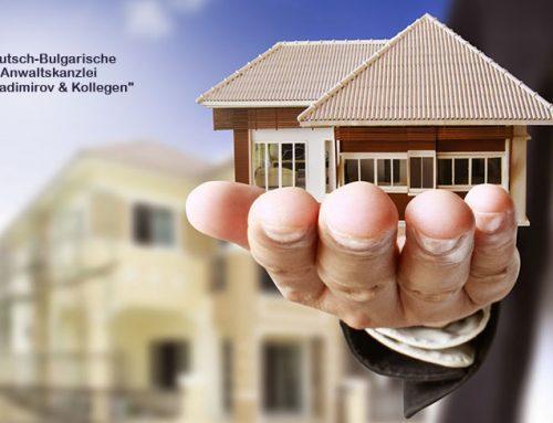Immobilienverkauf Bulgarien