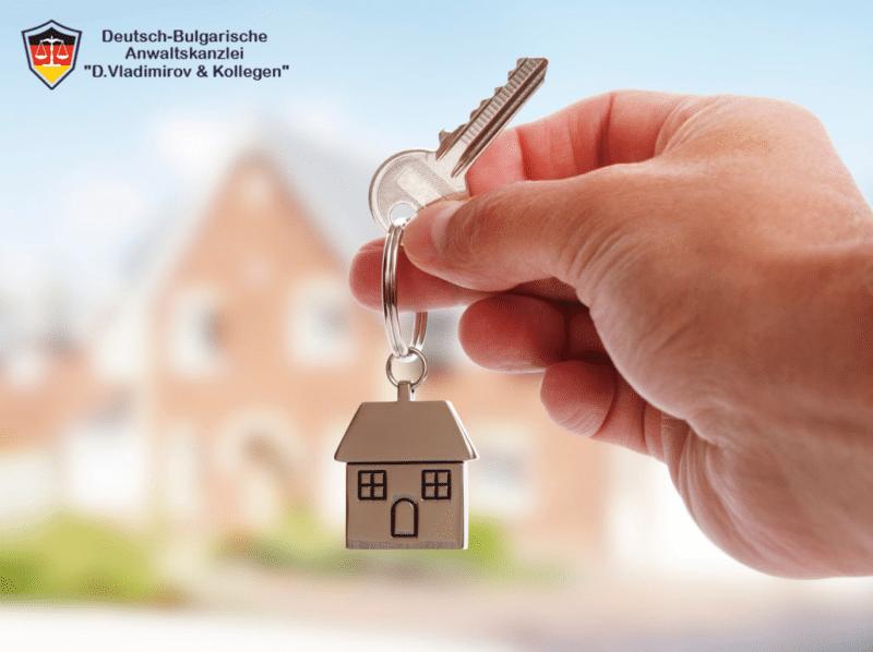 Kosten für Immobilienerwerb Bulgarien