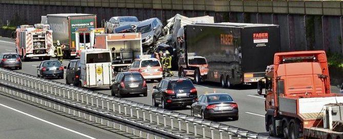 Unfall Bulgarien